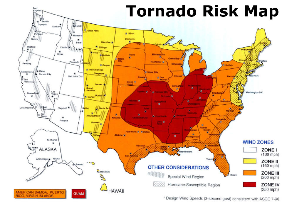 If Its March It Must Be Tornado Season Center For Disaster